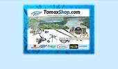 TomaxShop - интернет търговия с риболовни принадлежности