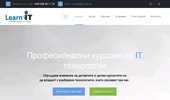 LearnIT.bg - Онлайн академия по ИТ технологии - Java, PHP, MySQL