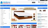 Уеб Сайт mebelizonacomfort.com
