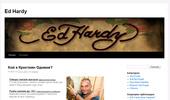 Кой е Кръстникът на татуировките - създателя на известната марка Ed Hardy