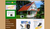 Слънчеви системи за топла вода – продажба и монтаж от Heveia Solar