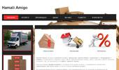 Хамали Амиго София - хамалски услуги, преместване, пренасяне и транспорт