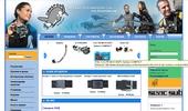 Онлайн магазин за водолазно оборудване - BEUCHAT, SEAC SUB, COLTRI SUB