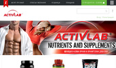 ACTIVLAB SPORTS NUTRITION! TOP QUALITY!