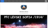 PFC LEVSKI SOFIA /1914/ - Начало