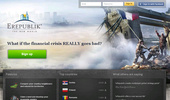 eRepublik Online Game
