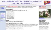 настаняване вила WILLA SKOCZEK ZAKOPANE Високи Татри Полша