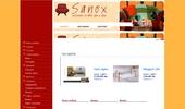 масивни мебели бюра от мебелна къща Sanox